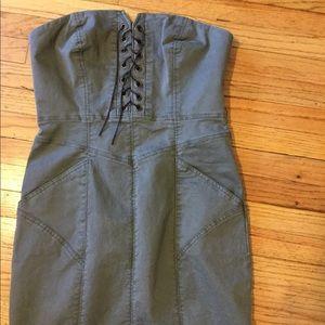 Guess cotton dress size M
